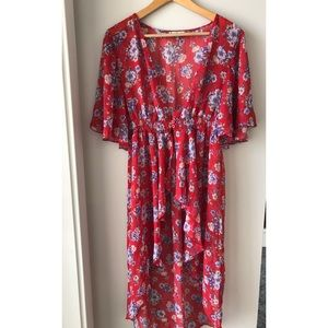 Almost Famous, Kaftan, Cover Up, Maxi